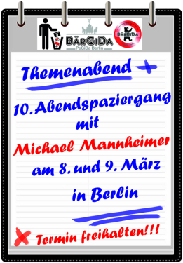8.3.2015 BERLIN